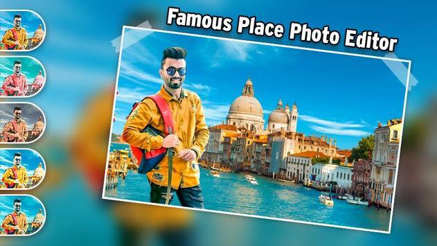 Famous Place Photo Editor screenshot 5