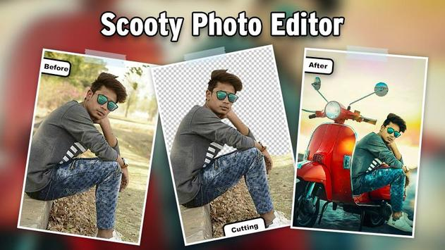Scooty Photo Editor poster