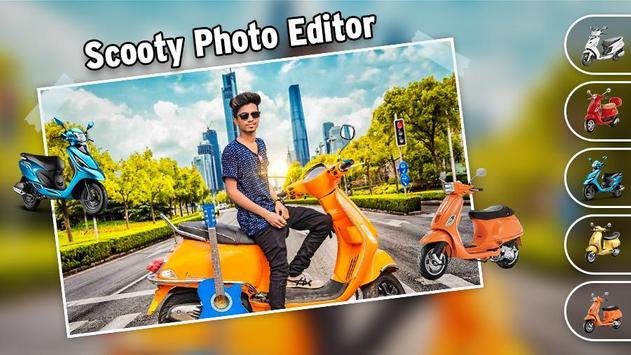 Scooty Photo Editor screenshot 1