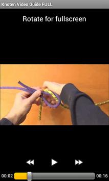 Knot Video Guide Trial screenshot 2