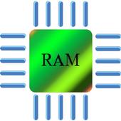 70 GB Ram memore booster pro icon