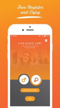 Random Girl Video Chat screenshot 1