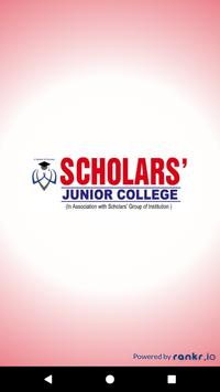 Scholars Junior College poster