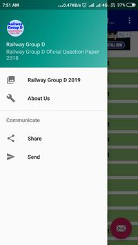 Railway Group D Solved Question Paper 2018 screenshot 1