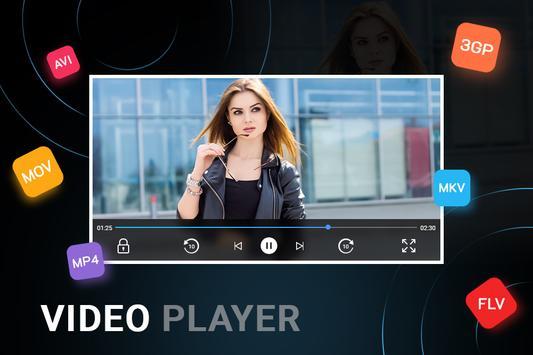SAX Video Player स्क्रीनशॉट 1