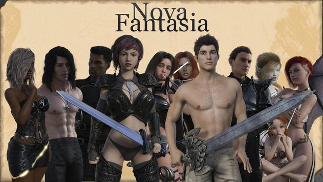 Nova Fantasia Cartaz