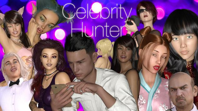 Celebrity Hunter plakat