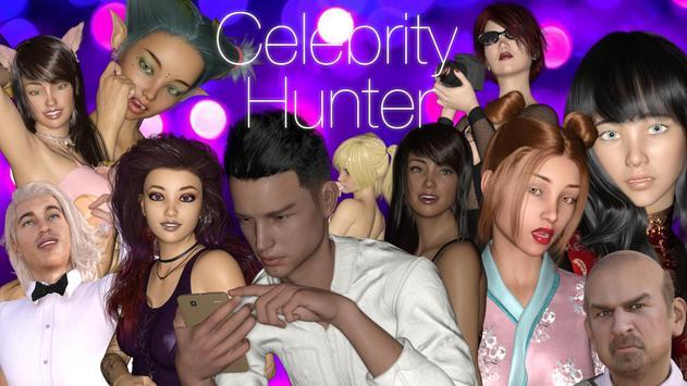 Celebrity Hunter Cartaz