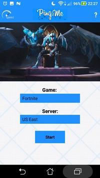 Fortnite Server Ping