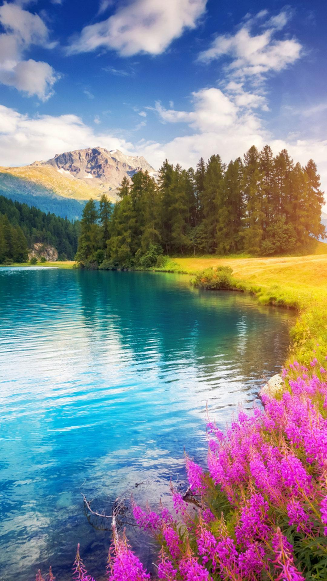 Beautiful Lake Wallpapers For Android Apk Download