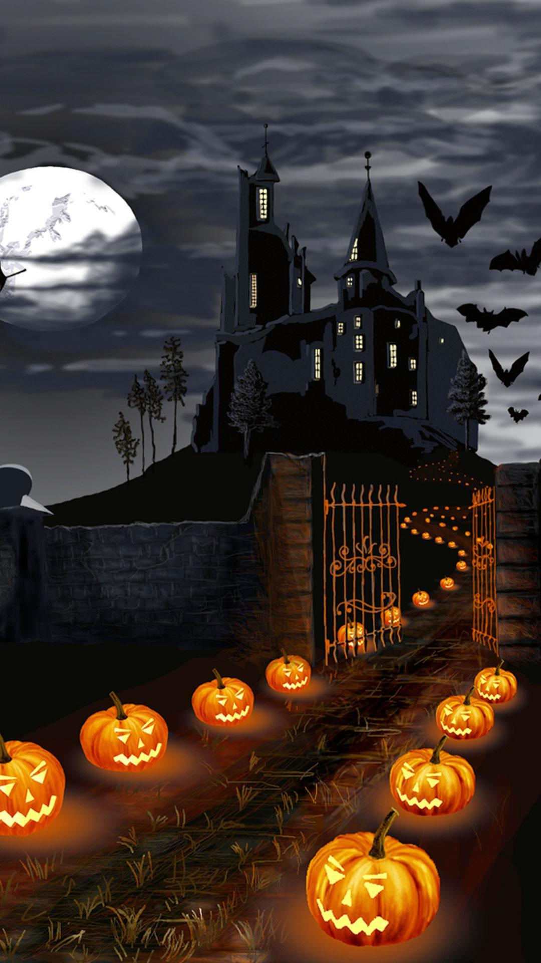 Halloween Wallpapers for Android - APK Download