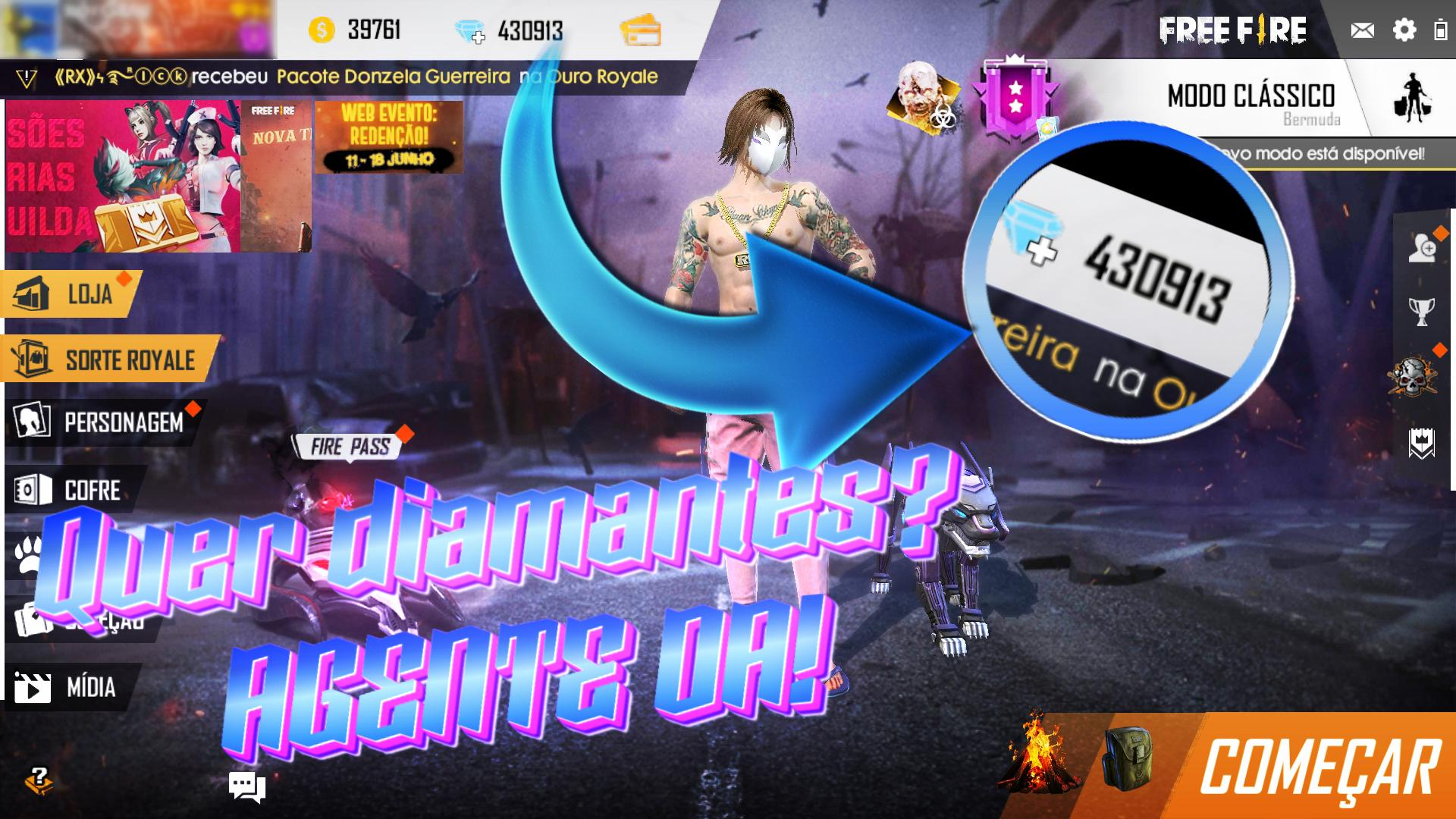 Reward FF for Android - APK Download