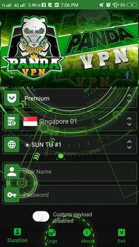 Panda VPN poster