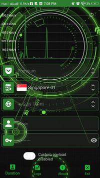 Panda VPN screenshot 2