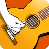 Real Guitar - Free Chords, Tabs & Simulator Games أيقونة
