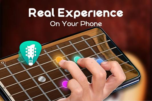 Real Guitar - Free Chords, Tabs & Simulator Games تصوير الشاشة 5
