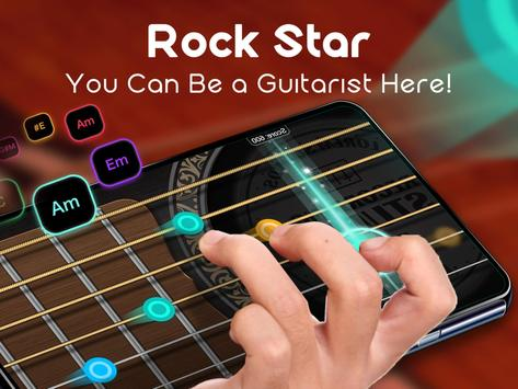 Real Guitar - Free Chords, Tabs & Simulator Games تصوير الشاشة 8