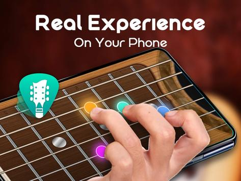 Real Guitar - Free Chords, Tabs & Simulator Games تصوير الشاشة 13
