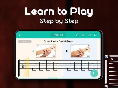 Real Guitar - Free Chords, Tabs & Simulator Games تصوير الشاشة 15