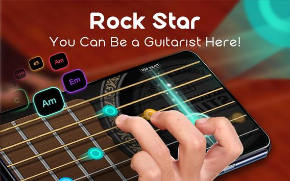 Real Guitar - Free Chords, Tabs & Simulator Games تصوير الشاشة 16