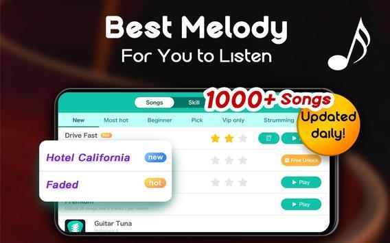 Real Guitar - Free Chords, Tabs & Music Tiles Game screenshot 19