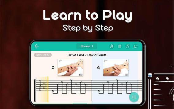 Real Guitar - Free Chords, Tabs & Music Tiles Game screenshot 23