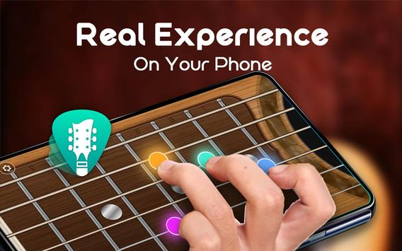 Real Guitar - Free Chords, Tabs & Simulator Games تصوير الشاشة 21