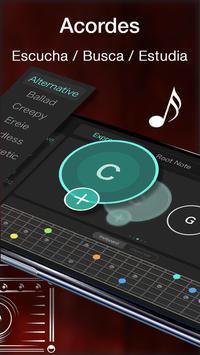 Simulador de guitarra con ritmo libre y juegos captura de pantalla 6