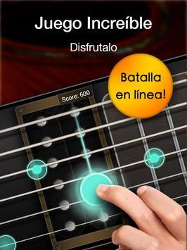 Simulador de guitarra con ritmo libre y juegos captura de pantalla 9