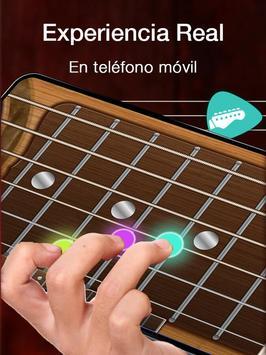 Simulador de guitarra con ritmo libre y juegos captura de pantalla 13