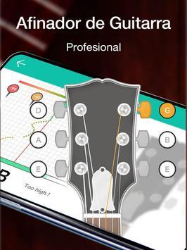 Simulador de guitarra con ritmo libre y juegos captura de pantalla 12