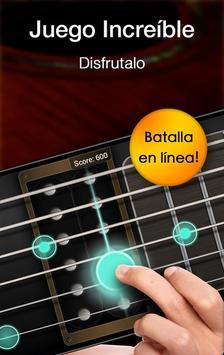Simulador de guitarra con ritmo libre y juegos captura de pantalla 17