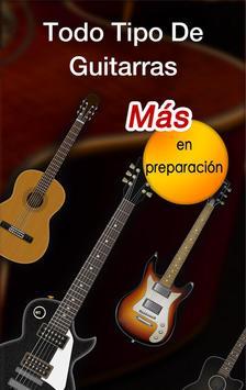 Simulador de guitarra con ritmo libre y juegos captura de pantalla 18