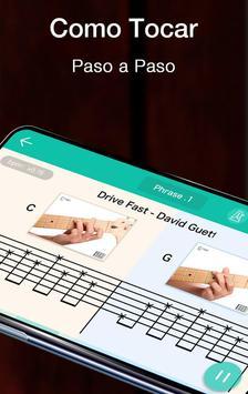 Simulador de guitarra con ritmo libre y juegos captura de pantalla 23