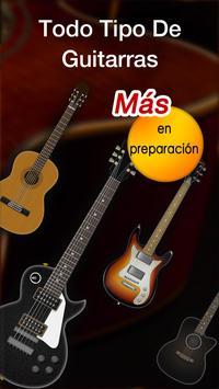 Simulador de guitarra con ritmo libre y juegos captura de pantalla 2