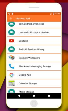 apps recovery & backup screenshot 1