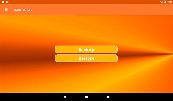 apps recovery & backup screenshot 7