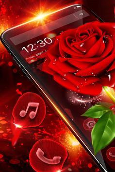 3D Rose Launcher screenshot 1