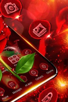 3D Rose Launcher screenshot 2