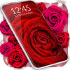 Red Rose Live Wallpaper 圖標