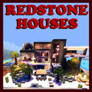 Redstone Houses for MCPE 🏚️ APK