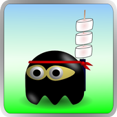 Marshmallow Ninja (Lite) icon