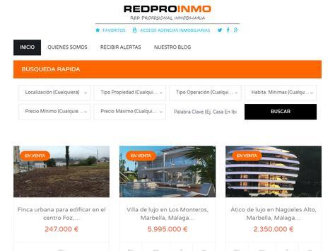 REDPROINMO | Red Profesional Inmobiliaria screenshot 1