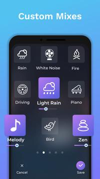 Sleep Sounds - Rain Sounds & Relax Music for Android - APK