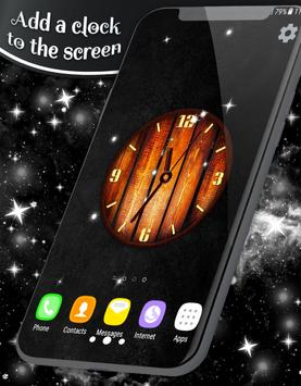 Black Live Wallpaper Free screenshot 4