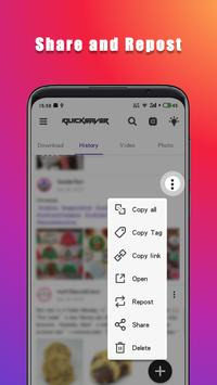 Photo & Video Downloader for Instagram screenshot 4