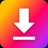 Reposten voor Instagram - videodownloader-icoon