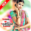 Woman Traditional Photo Suit أيقونة