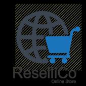 ReselliCo Online Shopping App India icon