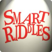 Smart Riddles - Brain Teaser word game icon
